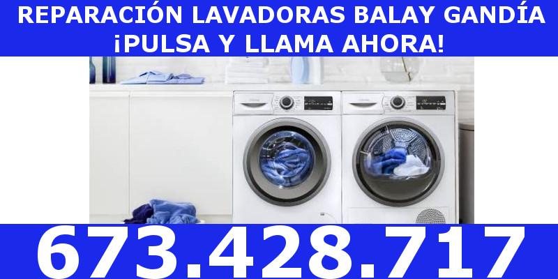 reparacion lavadora balay gandia 2